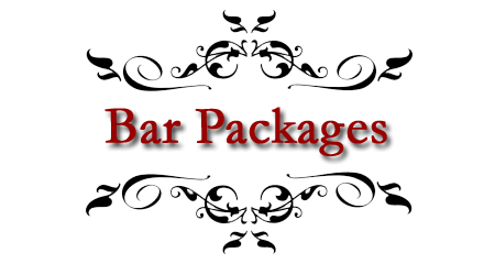 All Wedding Packages Include